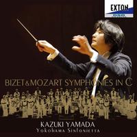 ビゼー&モーツァルト「2つのハ長調交響曲」