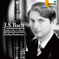 J.S.バッハ:組曲第 1番ー第 3番<無伴奏チェロ組曲 ファゴット版> オンジェイ・ロスコヴェッツ(ファゴット)