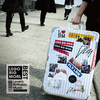 "LEGO BIG MORL BEST ALBUM ""Lovers, Birthday, Music""/LEGO BIG MORL"