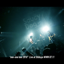 """""""one-one tour 2018"""" Live at Shibuya WWW 07.11/Saucy Dog"""