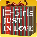 JUST IN LOVE/e-girls