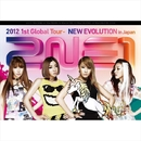 2NE1 2012 1st Global Tour - NEW EVOLUTION in Japan/2NE1