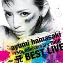 ayumi hamasaki 15th Anniversary TOUR ~A BEST LIVE~/浜崎あゆみ