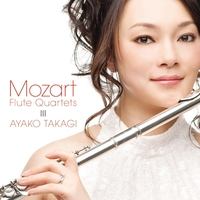 モーツァルト:フルート四重奏曲集