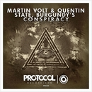 Conspiracy/Martin Volt & Quentin State, Burgundy's