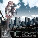 トリニティセブン オープニング・ソング「Seven Doors」/ZAQ