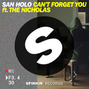 Can't Forget You (feat. The Nicholas) [Extended Mix]/San Holo