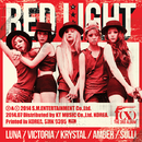The 3rd Album 'Red Light'/f(x)