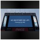 NO BAYSTARS NO LIFE/B&F
