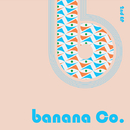Trembling heart in the breeze/banana Co