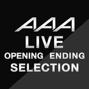 AAA LIVE『opening/ending Collection』/AAA