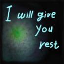 I will give you rest/Helen Park