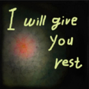 I will give you rest - voice/Helen Park