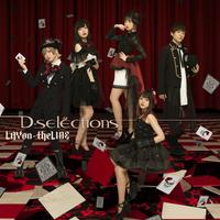 LAYon-theLINE/D-selections(小林竜之、澁谷梓希、若井友希、青山吉能、吉岡茉祐)