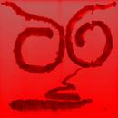 赤い竜巻/天意さん