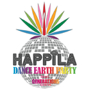 HAPPiLA/DANCE EARTH PARTY