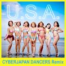 U.S.A. (CYBERJAPAN DANCERS ガヤ Remix)/DA PUMP