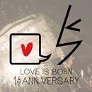 LOVE IS BORN ~15th Anniversary 2018~/大塚 愛