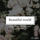 Beautiful world~spring/summer/autumm/winter-BGM~/G-axis sound music