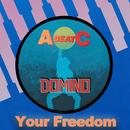 "YOUR FREEDOM (Original ABEATC 12"" master)/DOMINO"
