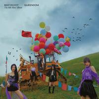 Queendom - The 6th Mini Album/Red Velvet
