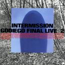 INTERMISSION/GODIEGO FINAL LIVE +2/GODIEGO