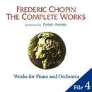 ショパン完全全集 File 4:協奏的作品/V.A.(ポーランドの演奏家たち)