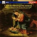 クリスマス協奏曲集/シェレンベルガー/イタリア合奏団