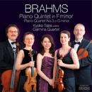 ブラームス:ピアノ五重奏曲、ピアノ四重奏曲第3番(24bit/96kHz)/田部京子/カルミナ四重奏団