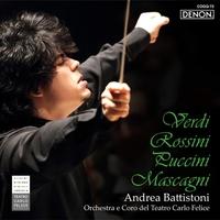 イタリア・オペラ管弦楽・合唱名曲集(24bit/96kHz)