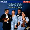 ドビュッシー&ラヴェル:弦楽四重奏 (ORT)/カルミナ四重奏団