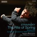 ストラヴィンスキー:バレエ音楽<春の祭典>/バーンスタイン:<ウエスト・サイド物語>よりシンフォニック・ダンス(96kHz/24bit)/アンドレア・バッティストーニ指揮/東京フィルハーモニー交響楽団