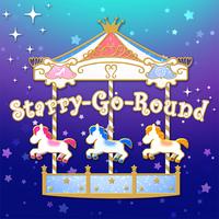 Starry-Go-Round (M@STER VERSION)/前川みく (CV: 高森奈津美)、大槻唯 (CV: 山下七海)、アナスタシア (CV: 上坂すみれ)、姫川友紀 (CV: 杜野まこ)、二宮飛鳥 (CV: 青木志貴)