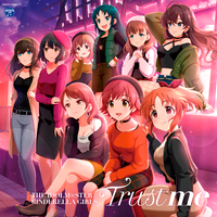 THE IDOLM@STER CINDERELLA MASTER Trust me/THE IDOLM@STER CINDERELLA GIRLS!!