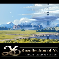 Recollection of Ys Vol.1 原曲篇