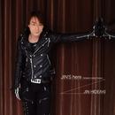 JIN'S HERE/JIN HIDEAKI