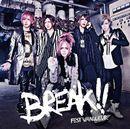 BREAK!!(通常盤)/FEST VAINQUEUR