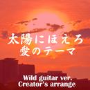 太陽にほえろ愛のテーマ Wild guitar ver. Creator's arrange/点音源
