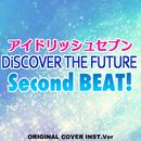 アイドリッシュセブン Second BEAT! 「DiSCOVER THE FUTURE」ORIGINAL COVER INST Ver./NIYARI計画