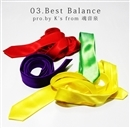 03.Best Balance (pro.by K?s from 魂音泉)/Pentaphonic