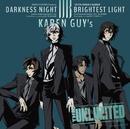 DARKNESS NIGHT BRIGHTEST LIGHT/可憐GUY's