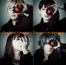 The end of escape<通常盤>/fripSide×angela