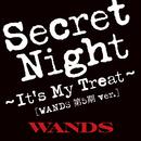 Secret Night~It's My Treat~ [WANDS 第五期 ver.]/WANDS