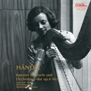 ヘンデル:ハープ協奏曲変ロ長調、ディタースドロフ:ハープ協奏曲他/V.A