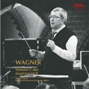 ワーグナー:交響曲/ジークフリート牧歌/ベルリン放送交響楽団
