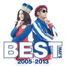 BEST 2005-2013(通常盤)/MAY'S