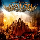 A METAL OPERA THE LAND OF NEW HOPE/TIMO TOLKKI'S AVALON