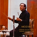 ①モーツァルト:交響曲第39番変ホ長調 K.543/②同:交響曲第40番ト短調 K.550/オトマール・スウィトナー