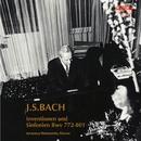 J.S.バッハ:インヴェンションとシンフォニア BWV.722~801/アマデウス・ウェーバージンケ<ピアノ>
