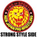 """新日本プロレスリング """"STRONG STYLE SIDE""""/NJPW"""